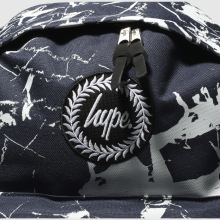 Hype navy crack 1