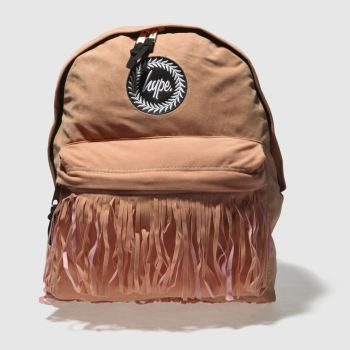 Hype Peach PINK WESTERN Bags