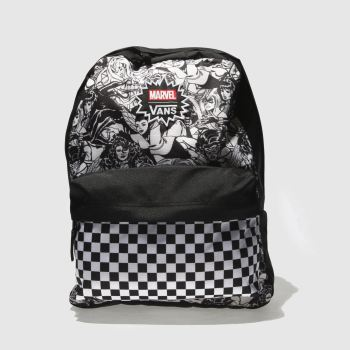 Vans Black & White REALM MARVEL WOMEN Bags