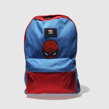 Vans Red New Skool Marvel Spider-Man Bags