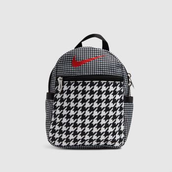 Nike Black & White Mini Backpack Bags
