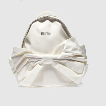 ACCESSORIES PUMA WHITE PRIME BOW