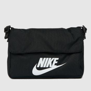 Nike Black & White Revel Crossbody Bag Bags
