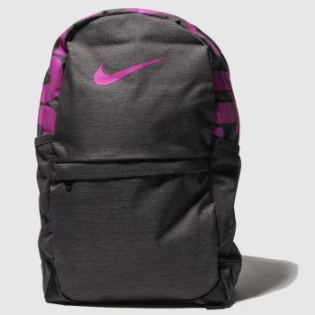 Nike Dark Grey KIDS BRASILIA Bags