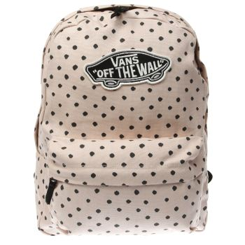 fe357a1c7f ACCESSORIES VANS PINK   BLACK REALM BACKPACK