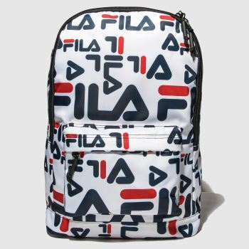 ACCESSORIES FILA WHITE & NAVY JERICO