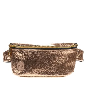 ACCESSORIES MI PAC ROSE GOLD SLIM BUMBAG