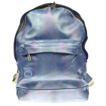 ACCESSORIES MI PAC BLUE MINI BAG MERMAID