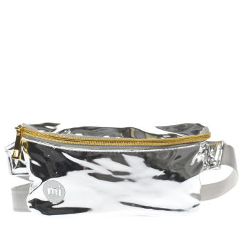 ACCESSORIES MI PAC SILVER SLIM BUMBAG