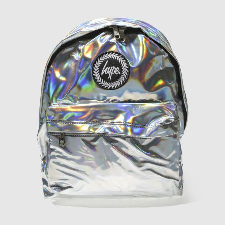 8fe1cd27e9eb silver hype backpack Bags