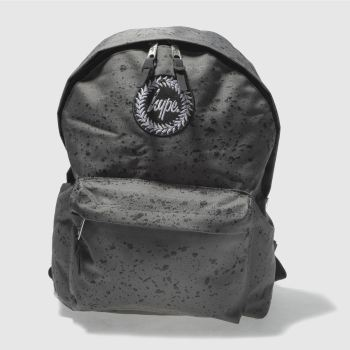 Hype Grey Backpack Bags