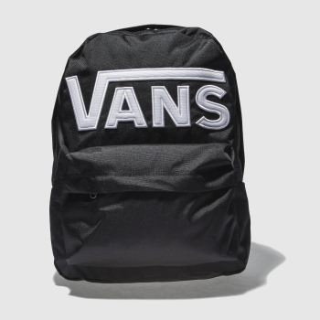 Vans Black Old Skool Ii Backpack Bags