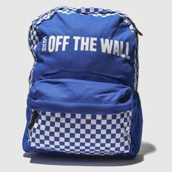 50d6ed989c Vans Blue Central Realm Bags