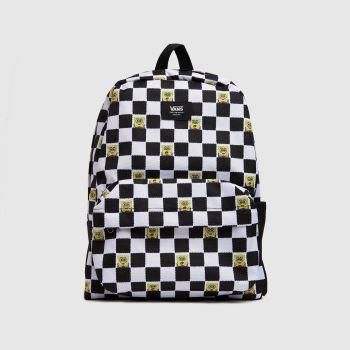 Vans Black & White Old Skool Iiii Spongebob Bags