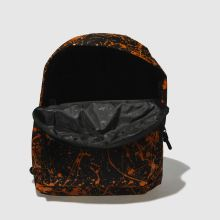 Hype fluro orange backpack 1