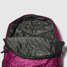 Hype pink glitter backpack 1