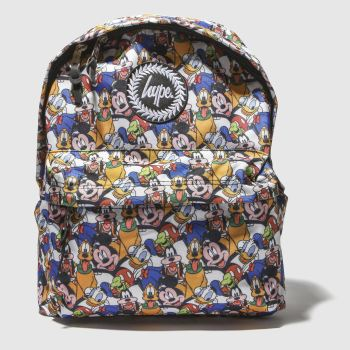 Hype Black & White DISNEY SQUAD BACKPACK Bags
