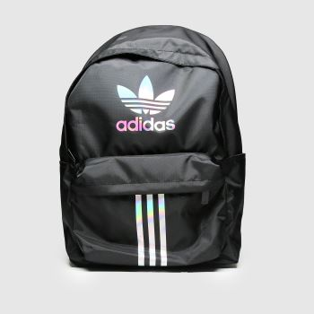 adidas Black & White Classic Backpack Bags