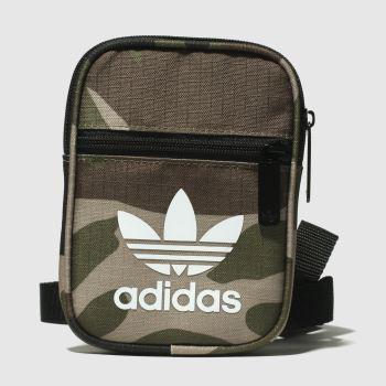 c1591eea424 Adidas Khaki Festival Camo Bags