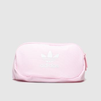 Adidas Pale Pink Essential Crossbody c2namevalue::Bags