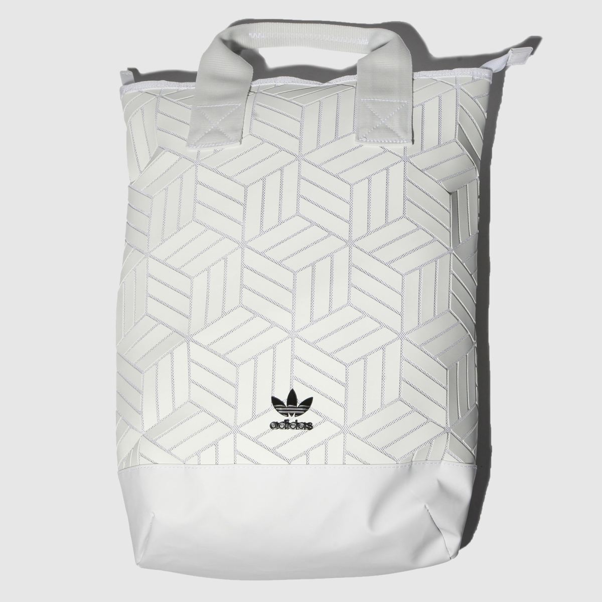white adidas roll top 3d Bags