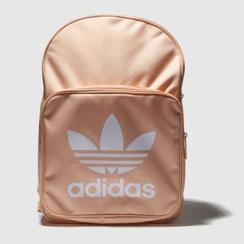 Adidas Pale Pink Classic Trefoil Bags