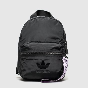 Adidas Black & Purple Mini Bags