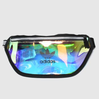 Adidas Clear Waistbag Iridescent Bags