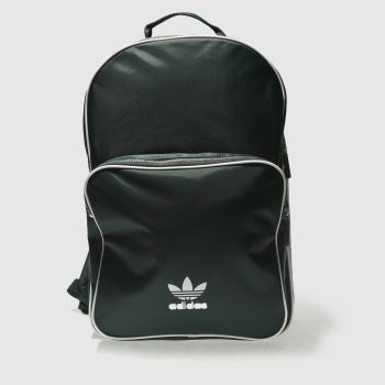 Adidas Green Classic Backpack Adicolor Bags