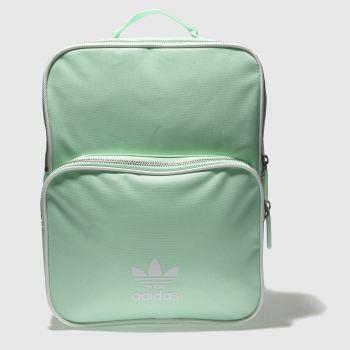 Adidas Light Green Classic Medium Adicolor Bags ab9934694bdcf