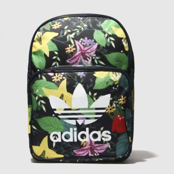 Adidas Navy & Purple CLASSIC BACKPACK Bags
