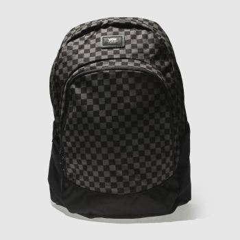 Vans Black & Grey Doren Original Backpack Bags