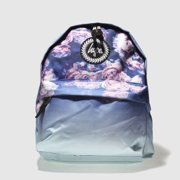 Hype Blue Backpack Bags