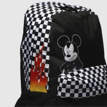 Vans mickey checkerboard realm 1