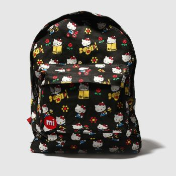 Mi Pac Black HELLO KITTY X POSES Bags