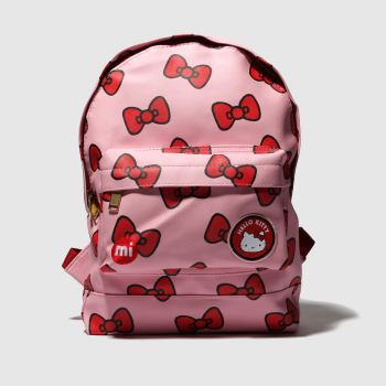 Mi Pac Pink Hello Kitty X Mini Bows Bags