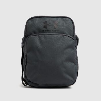Under Armour Grey Loudon Crossbody Bag Bags