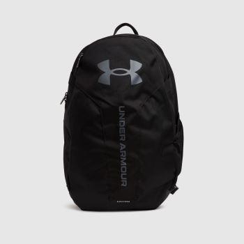 Under Armour Black Hustle Lite Backpack Bags