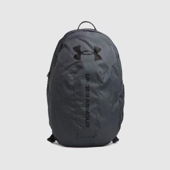 Under Armour Grey Hustle Lite Backpack Bags