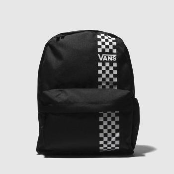 Vans Black & White Good Sport Realm Bags