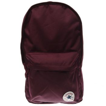 ACCESSORIES CONVERSE BURGUNDY POLY BACKPACK