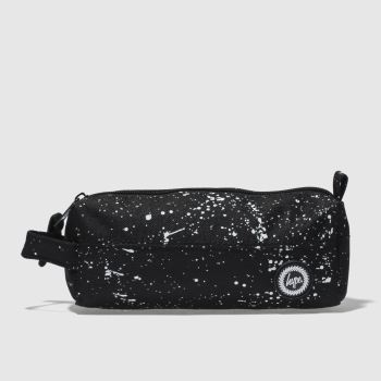 Hype Black & White PENCIL CASE Bags