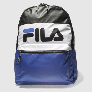 Fila White & Blue VERNON BACKPACK Bags