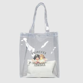 ACCESSORIES ADIDAS CLEAR FIORUCCI SHOPPER