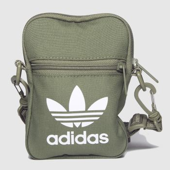 Adidas Khaki Trefoil Festival Taschen