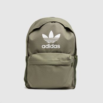 adidas Khaki Adicolor Backpack Bags