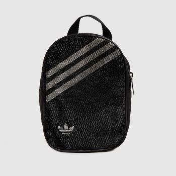 adidas Black & White Backpack Mini Backpack Bags