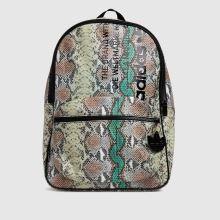 adidas Snake Print Backpack,1 of 4