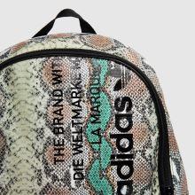 adidas Snake Print Backpack,2 of 4