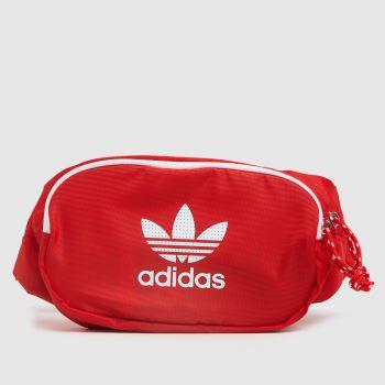 adidas Red Wasitbag Bags
